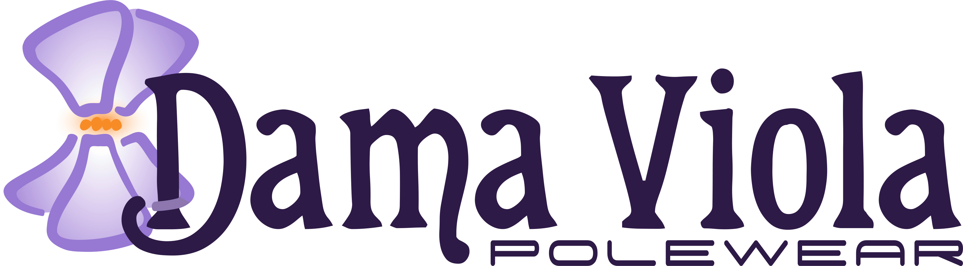 Dama Viola Pole Wear